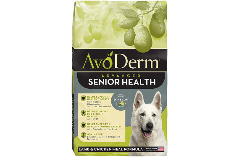 AvoDerm Advanced for Senior Health