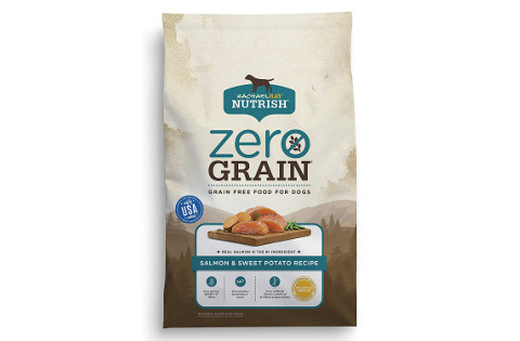 Rachael Ray Nutrish Zero Grain Free Dog Food
