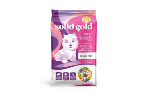 Solid Gold Holistic Dog Food