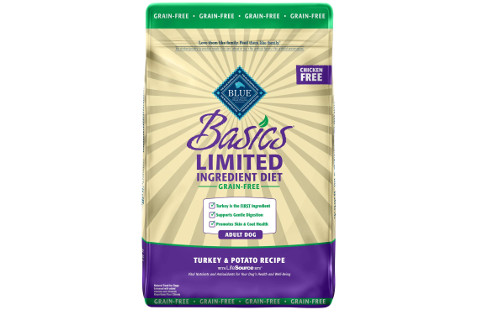 Blue Buffalo Basics Limited Ingredient Diet Grain Free