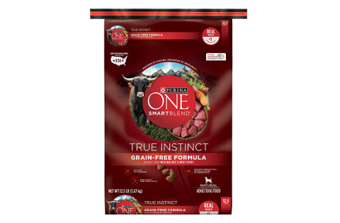 Purina One SmartBlend True Instinct Beef and Sweet Potato