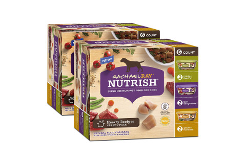 Rachael Ray Nutrish Wet Dog Food Hearty Recipe