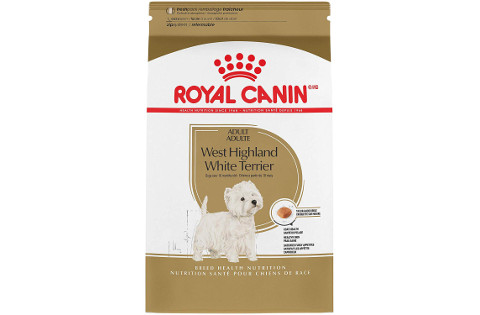 Royal Canin Breed Health Westie