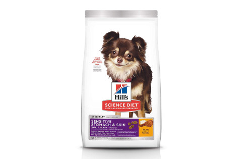 Hill's Science Diet Small Breed Sensitive Stomach and Skin