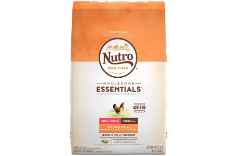 Nutro Wholesome Essentials for Small and Toy Breeds