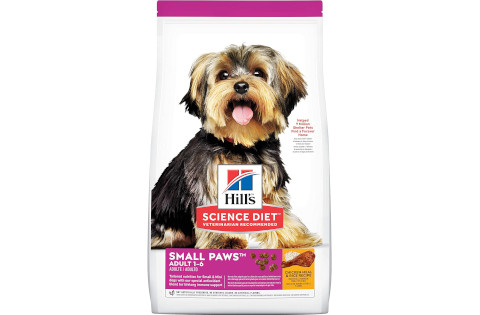 Hill's Science Diet Small Paws for Small Breeds
