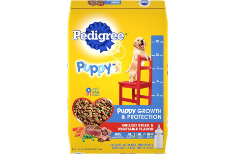 Pedigree Puppy Growth and Protection Dog Food