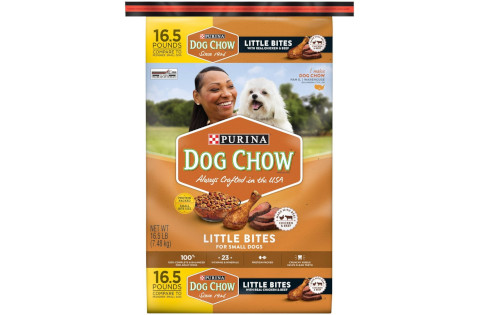 Purina Dog Chow Little Bites for Small Breeds